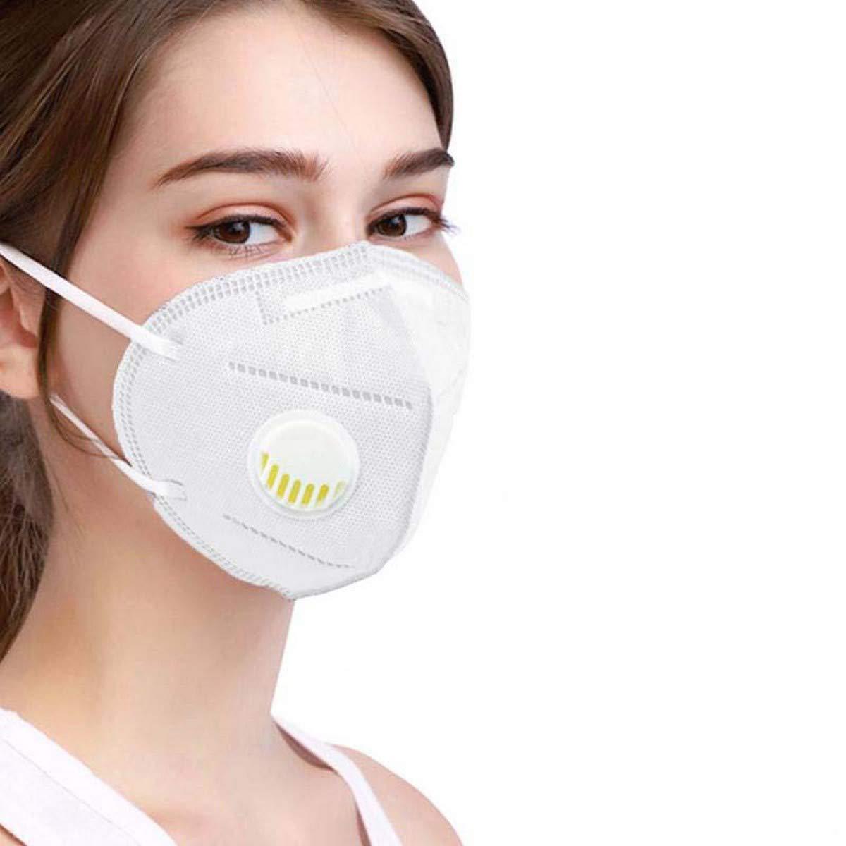 Top 5 premium international standard face masks n95 respirator face mask