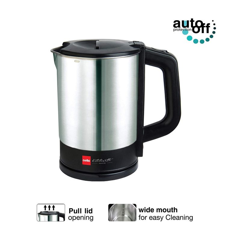 Cello Electric Kettle 1 Ltr 900