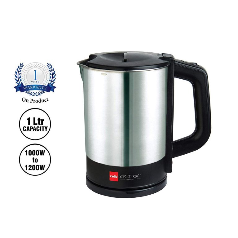 Cello Electric Kettle Warranty