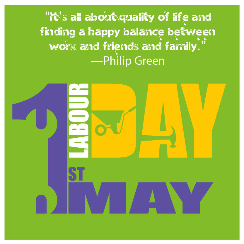 1 May Labour Day