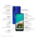 Xiaomi Mi A3 4GB RAM 64GB Storage 4030mAH Battery